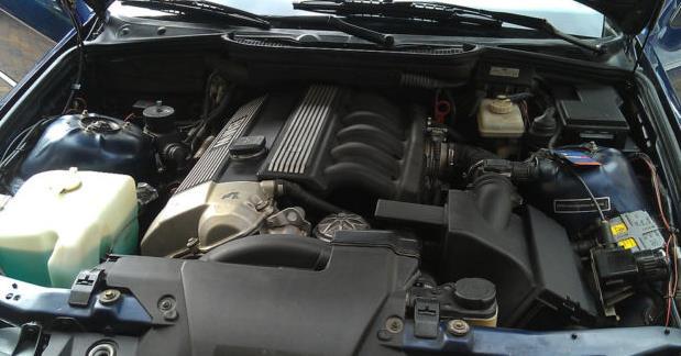 БМВ Е36 двигатель ремонт в Липецке