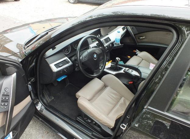 как установить usb в BMW e60