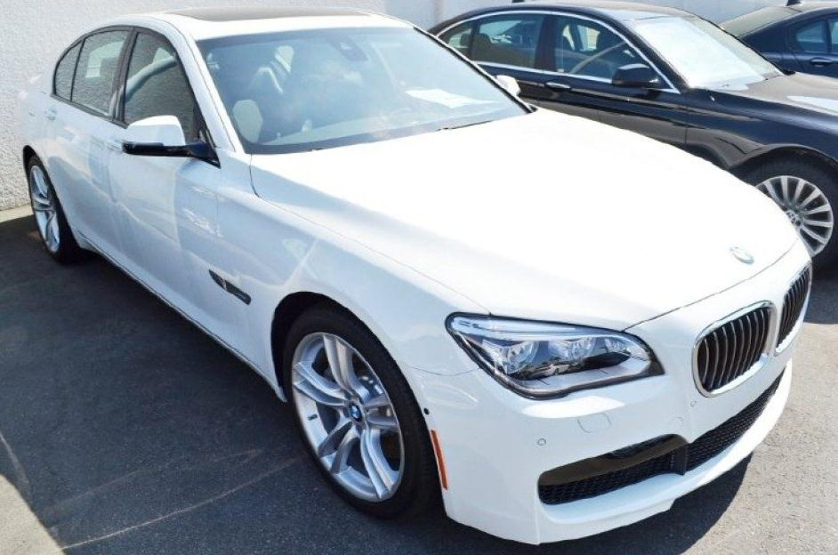 BMW 7-Series 750i Alpin 2013 года - фото