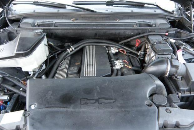 комплект передних рычагов BMW x5 e53