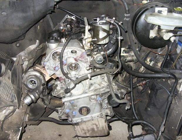 ремонт дизельного двигателя в Липецке
