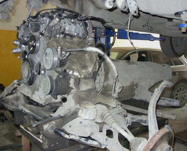 замена двигателя в Липецке