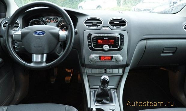 Ford Focus 2008-2010 г в - фотографии