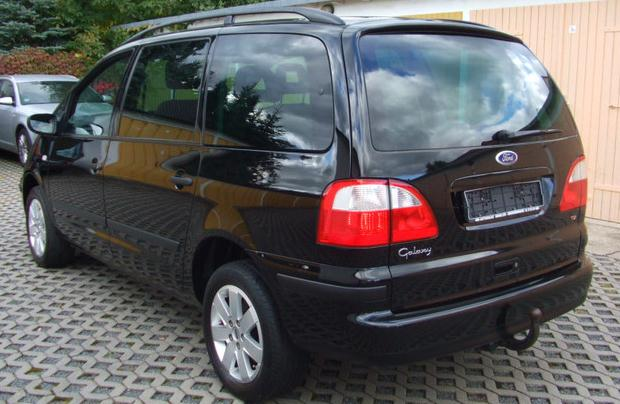 Ford Galaxy 1.9TDI 1995-2006 г.в. фото