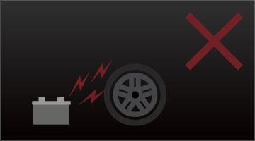 неправильное хранение шин